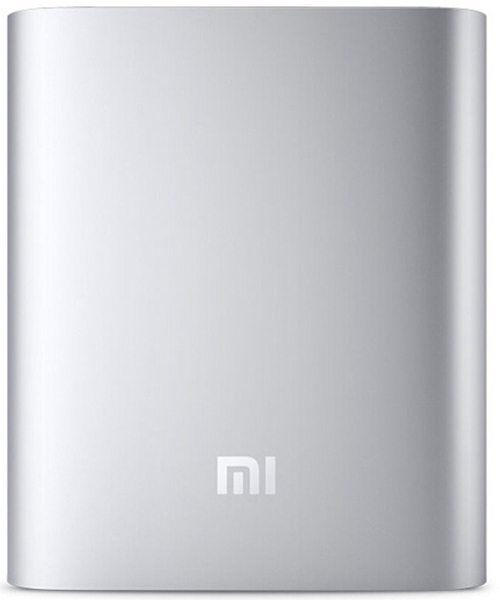 АКБ внешний Xiaomi Powerbank2 10000 mAh, бел