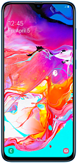 Samsung Galaxy A70 (2019)/SM- A705FN/DSM 128Gb, Black